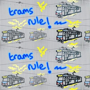 Trams Rule!