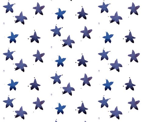 cestlaviv_ stars stars fabric by cest_la_viv on Spoonflower - custom fabric