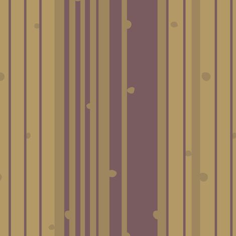 Warm Stripes fabric by gsonge on Spoonflower - custom fabric