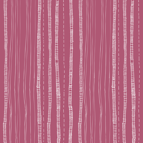 simple_stem_stripes fabric by gsonge on Spoonflower - custom fabric