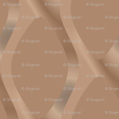Soft Brown Scultped Mesh Large © Gingezel™ 2011