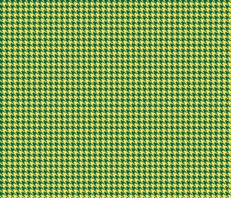 Lemonade Houndstooth fabric by mysteek on Spoonflower - custom fabric