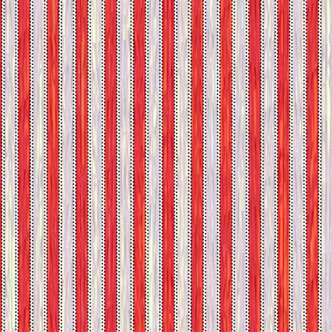 Painterly Candy Stripe fabric by glimmericks on Spoonflower - custom fabric