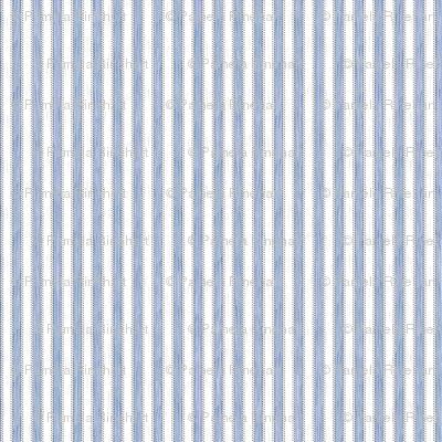 Painterly Cornflower Stripe