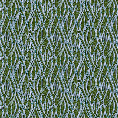 Roiling fabric by glimmericks on Spoonflower - custom fabric