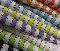 Painterly Marmalade Stripe