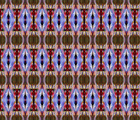 Holiday Lights fabric by glennis on Spoonflower - custom fabric