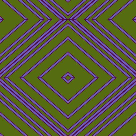 diamond cut diamond 3 fabric by nalo_hopkinson on Spoonflower - custom fabric