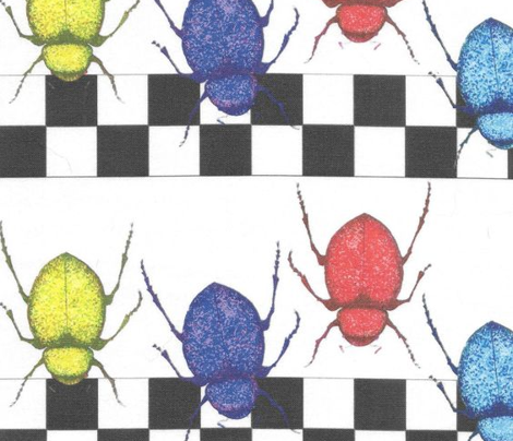 Beetle Race Finish Line
