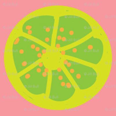 citrus spots ©2012 Jill Bull