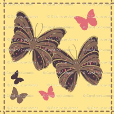 cream puff butterfly
