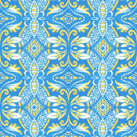 Thessaly fabric by siya on Spoonflower - custom fabric