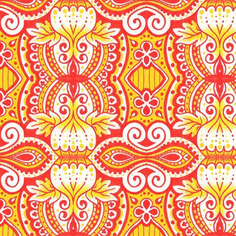 Harvest fabric by siya on Spoonflower - custom fabric