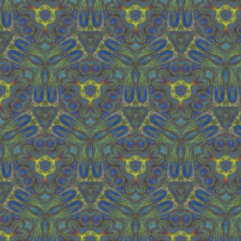 Lily Pad 3 © Gingezel™ 2012 fabric by gingezel on Spoonflower - custom fabric