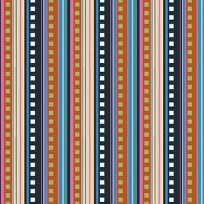 Plastic Age-- Stripe Coordinate
