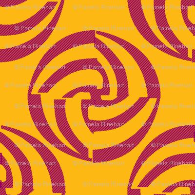 small swirleys - feel the heat