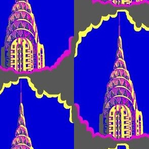 New York's Deco Queen - The Chrysler Building