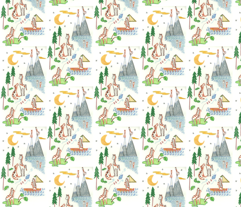 Making Memories fabric by kbexquisites on Spoonflower - custom fabric