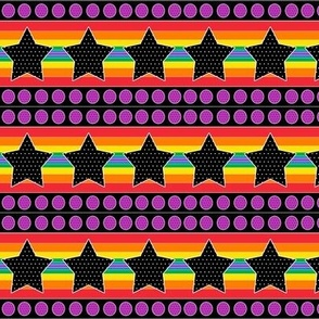 Prancing Pony Border stripe