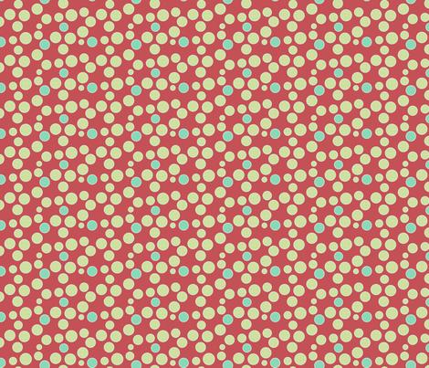 Spots fabric by littlerhodydesign on Spoonflower - custom fabric