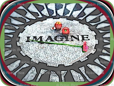 Imagine at Strawberry Fields