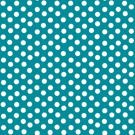 Polka Dots Blue S Room