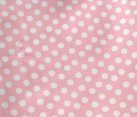 Pretty Polka Dots in Pink