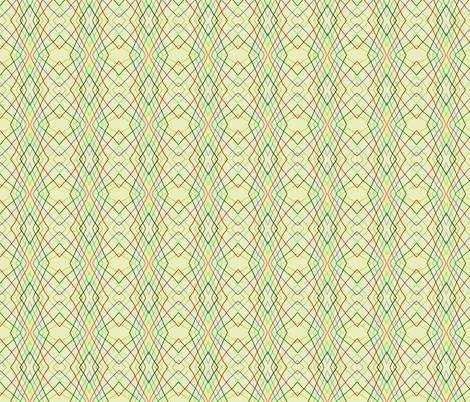 Vertical wayward stripes 3, by Su_G fabric by su_g on Spoonflower - custom fabric