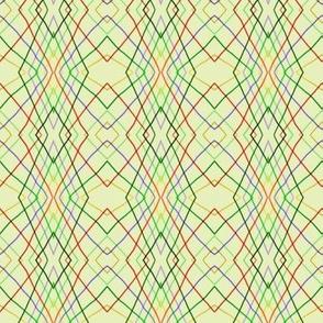 Vertical wayward stripes 3, by Su_G