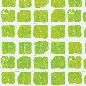 Palenque Glyphs 1b