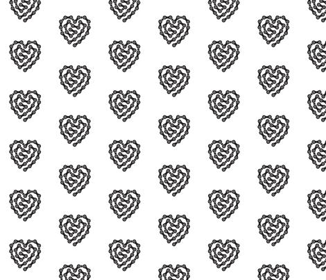 bike_tattoo fabric by nickmcmom on Spoonflower - custom fabric