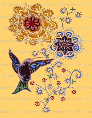 Country Hummingbird