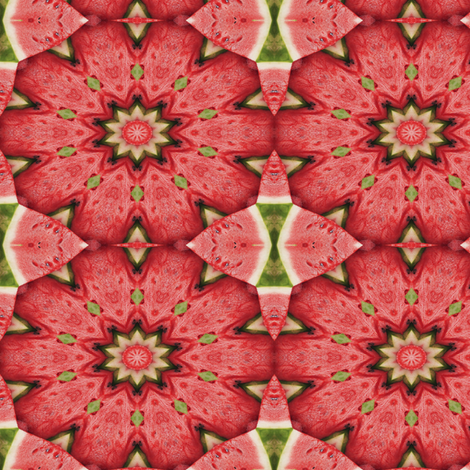 watermelons fabric by krs_expressions on Spoonflower - custom fabric