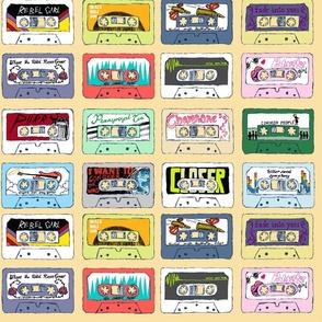 My 90s Mixtape