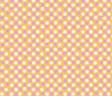 easter_dots fabric by glimmericks on Spoonflower - custom fabric