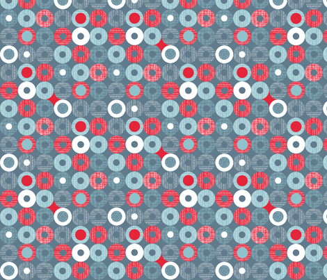 Deco Dot fabric by spellstone on Spoonflower - custom fabric