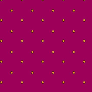 RazzBerry Graffiti Dots