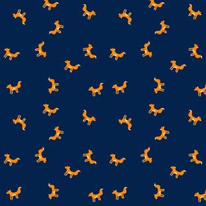Fox on Navy
