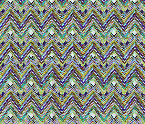 Mesa Verde 2 fabric by joanmclemore on Spoonflower - custom fabric
