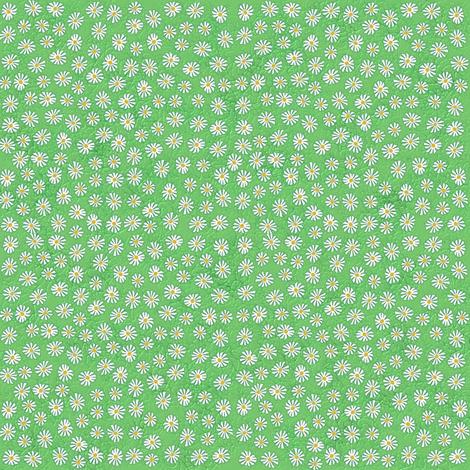 daisy_mini fabric by kirpa on Spoonflower - custom fabric