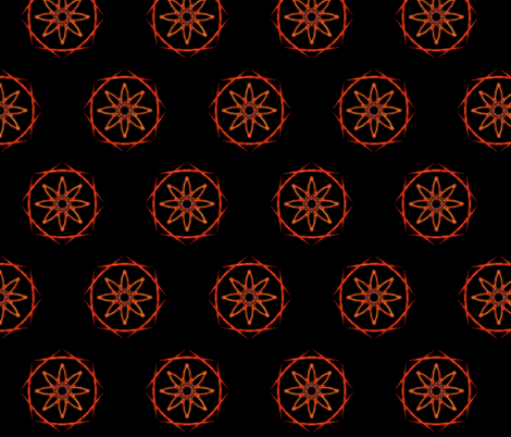 Atom fabric by mr__joe on Spoonflower - custom fabric