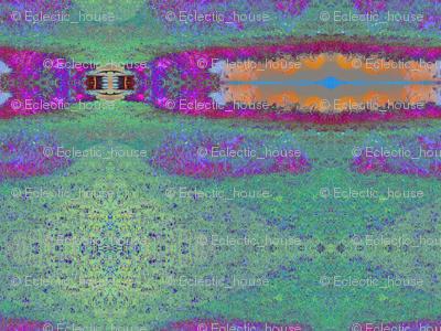 Pointillism Weeds E