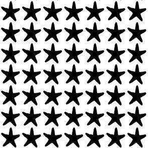 Starfish Black