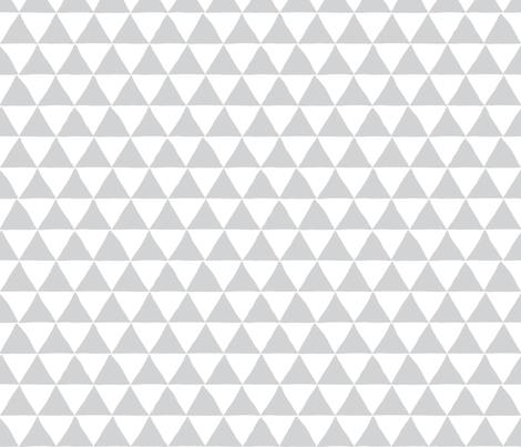 Pyramid Scheme in Grey fabric by red_velvet on Spoonflower - custom fabric