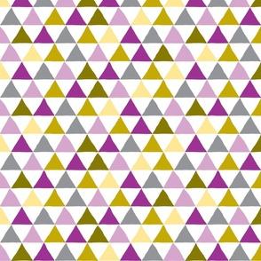 Pyramid Scheme in Violet