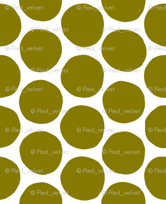 Moss Polka Dot