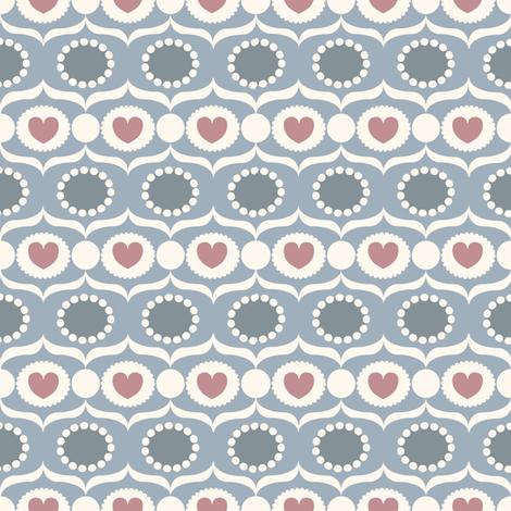 sugar_stone fabric by lilliblomma on Spoonflower - custom fabric