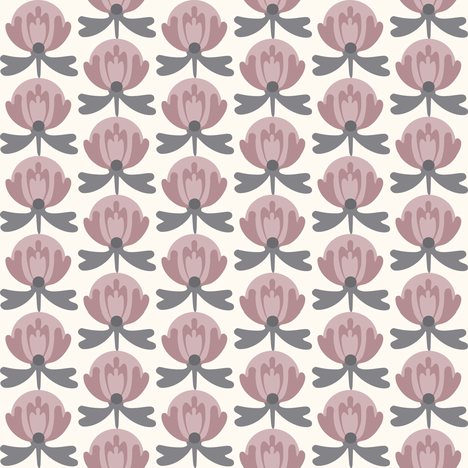 lillimalve fabric by lilliblomma on Spoonflower - custom fabric