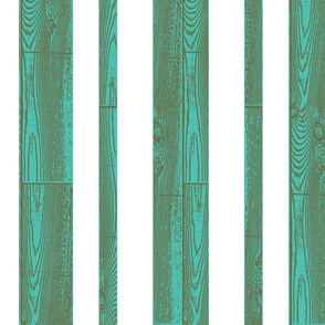 turquoise woodend stripes