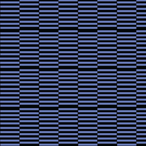 moving blue stripes